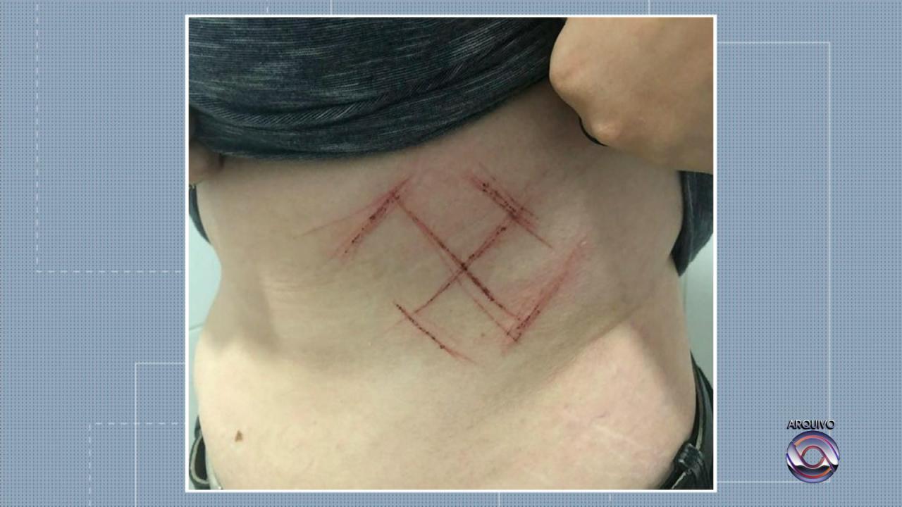 Jovem que relatou ter sido marcada na barriga é indiciada por falsa comunicação de crime