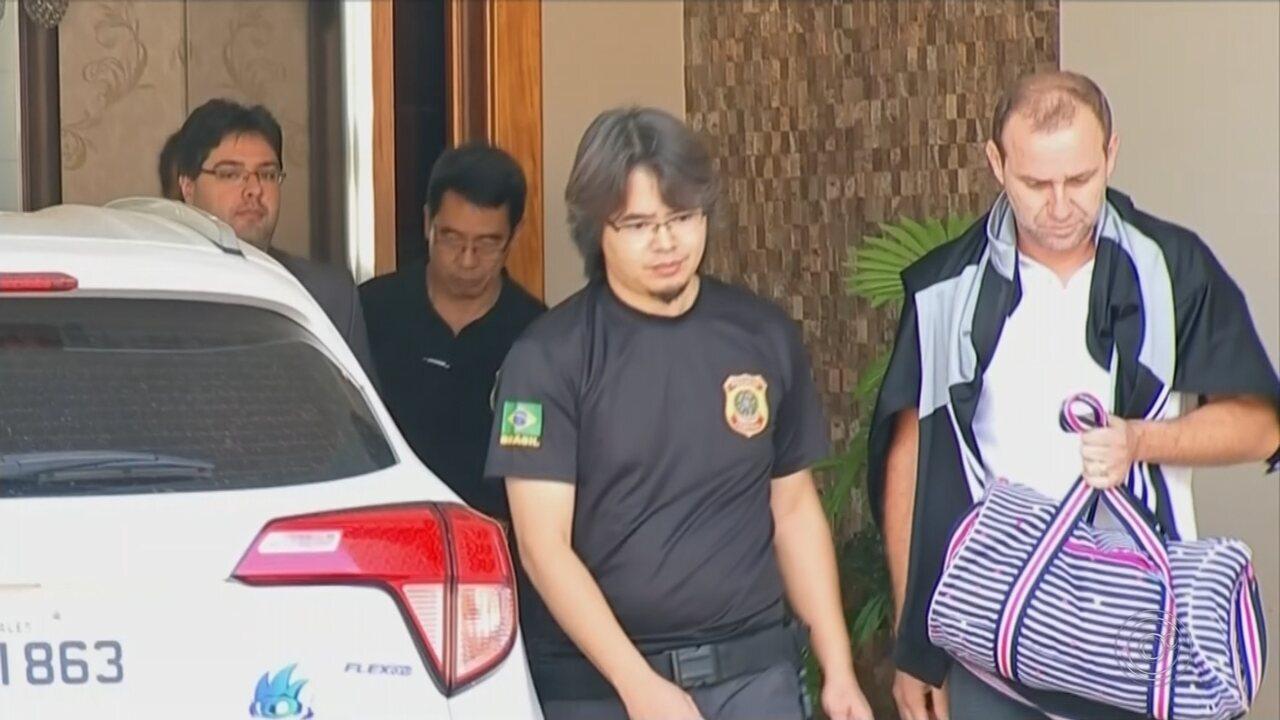Justiça expede alvará de soltura do ex-marido da ex-tesoureira de Jales