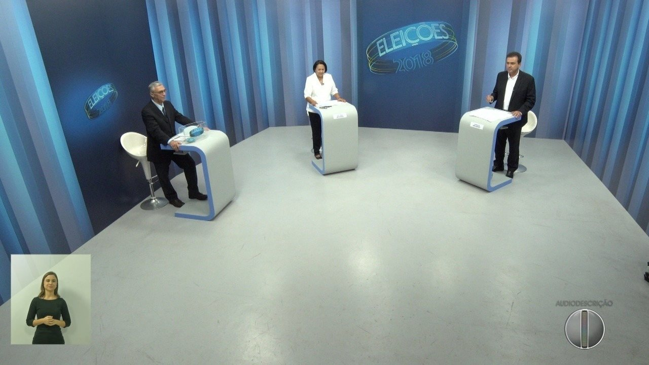 Debate dos candidatos ao governo do RN: 2º turno - Bloco 4