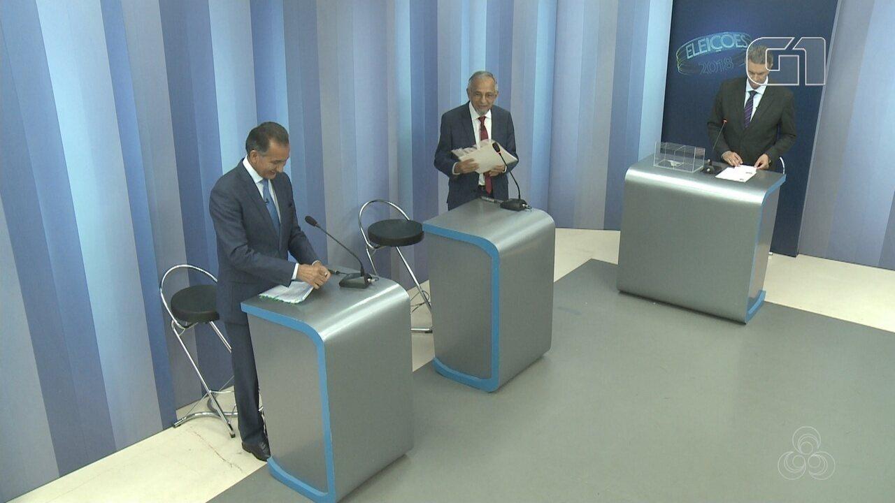 Debate do 2º turno para governador do Amapá - bloco 4