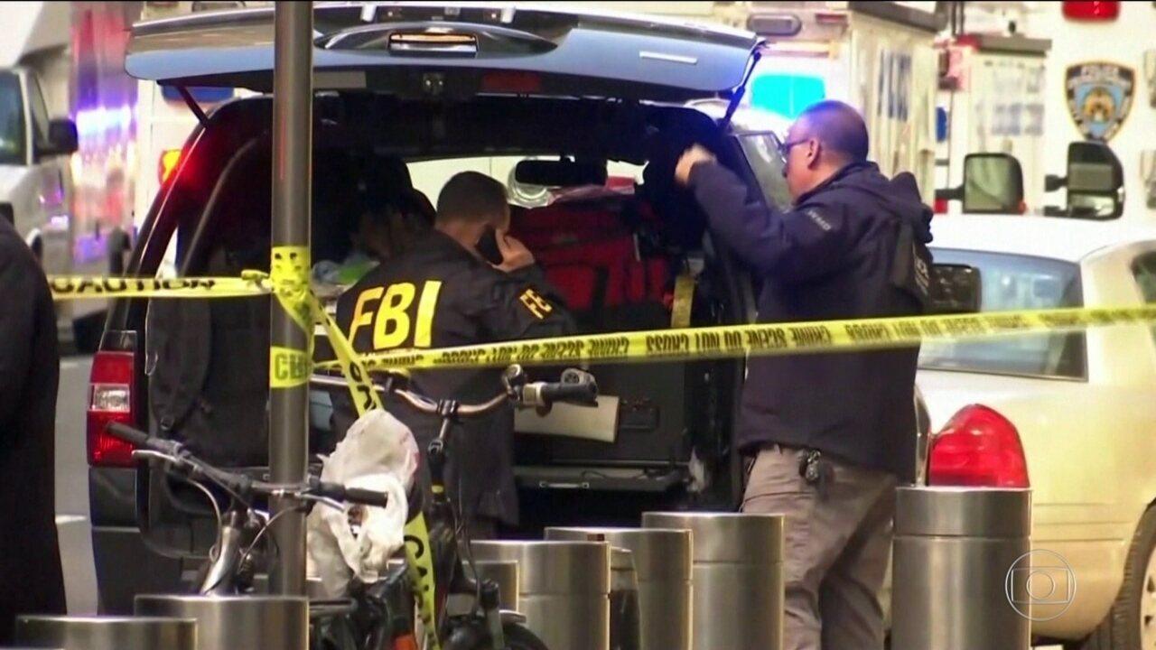 Investigação para localizar responsáveis pelos pacotes-bomba pode ser demorada