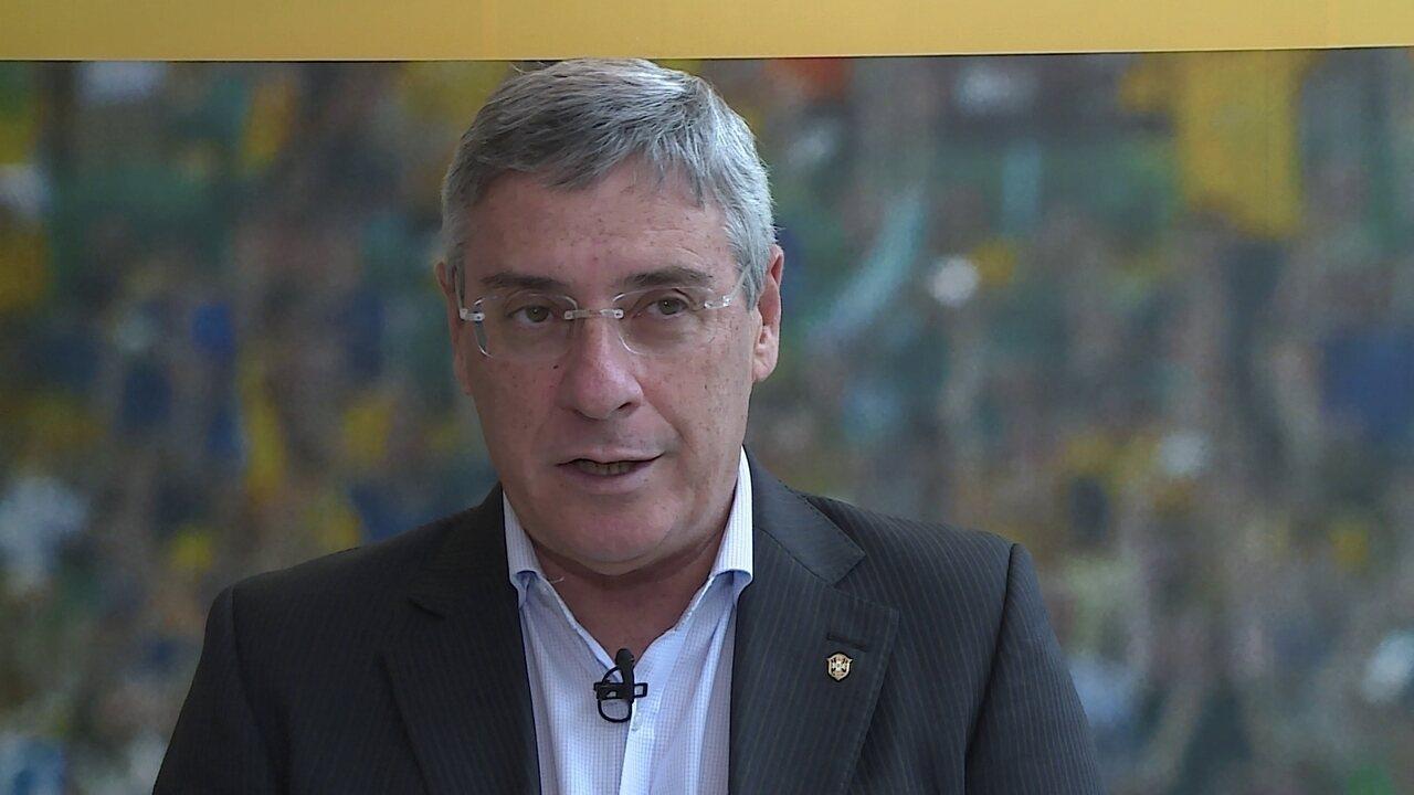 Coronel Marinho fala sobre CBF não adotar o VAR na reta final do Brasileirão 14c91842b9a34