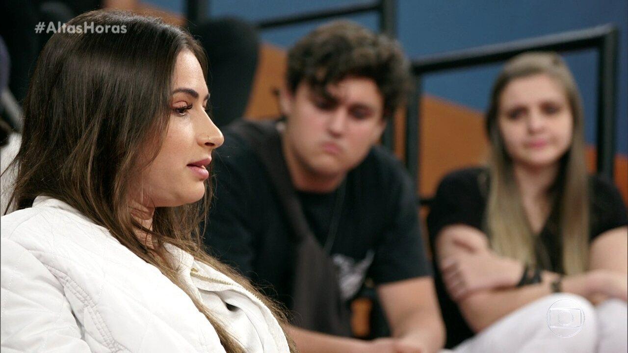 Lais Souza fala sobre superação após acidente