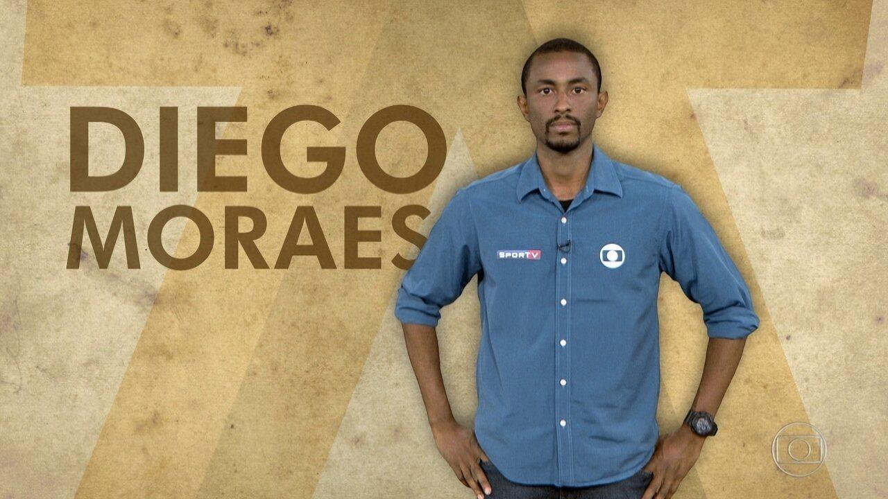 Diego San encara primeira competição que vale pontos para o Ranking olímpico