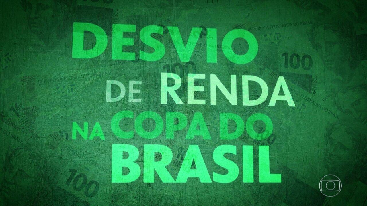 Operação descobre desvio de verba e manipulação de resultados no futebol da Paraíba