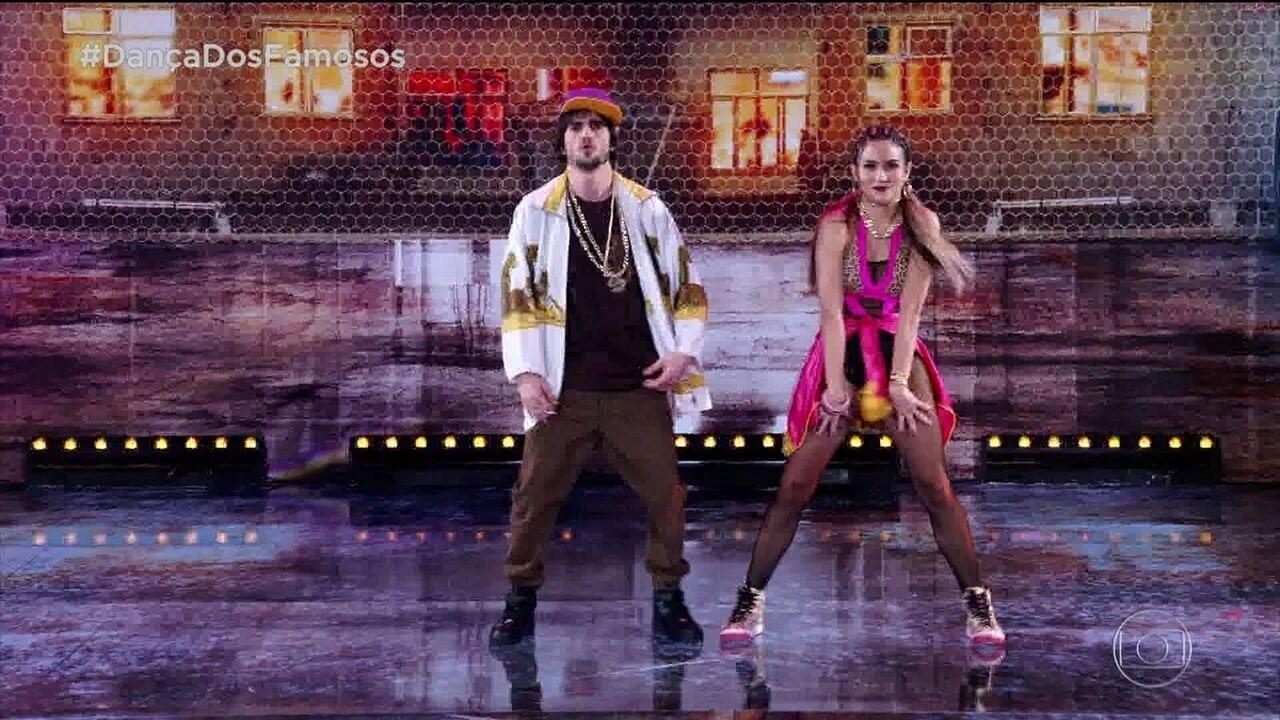 Relembre a trajetória de Fiuk e Erica Rodrigues no 'Dança dos Famosos'