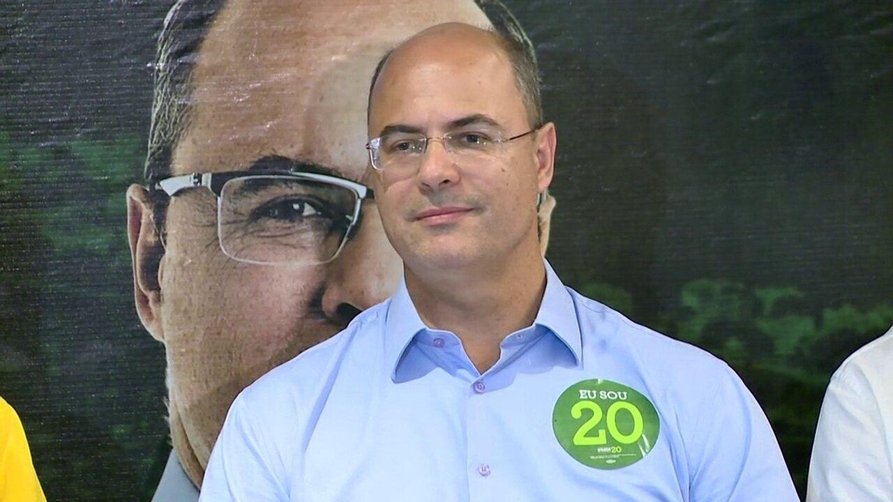 Confira a coletiva de Wilson Witzel (PSC), governador eleito do Rio de Janeiro