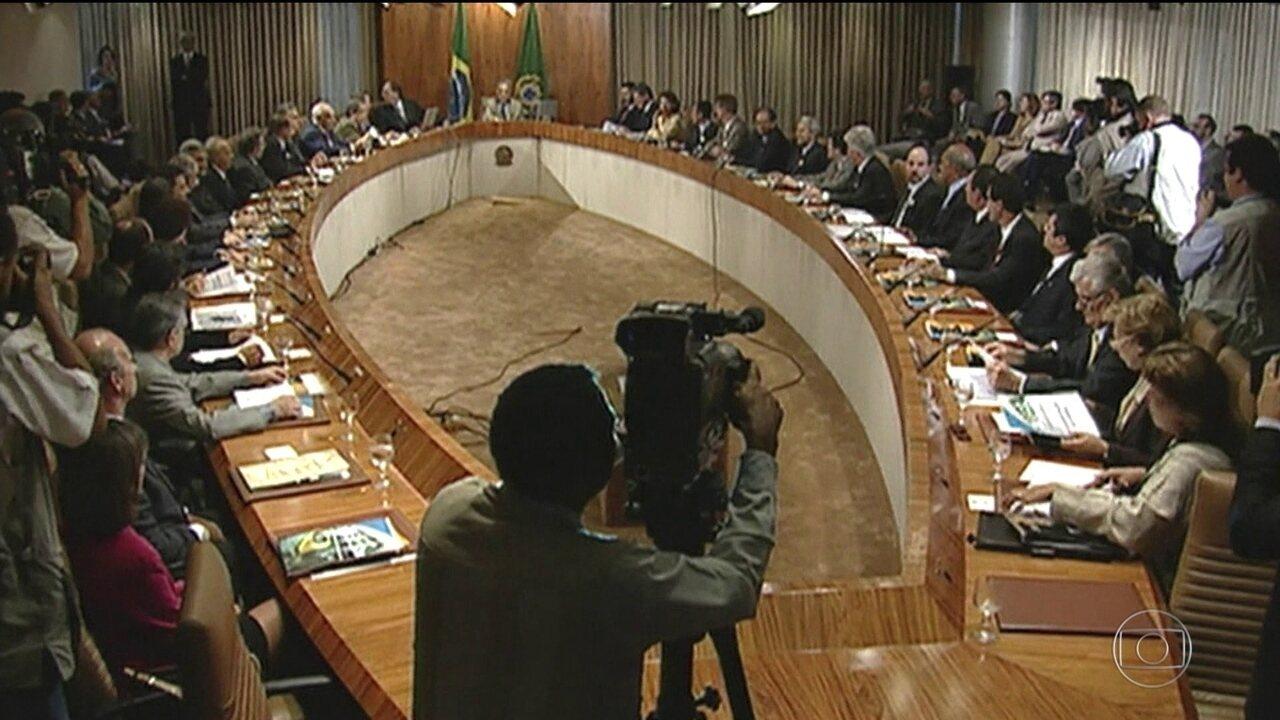 Governo já preparou documentos, informações e até o escritório para 'governo de transição'