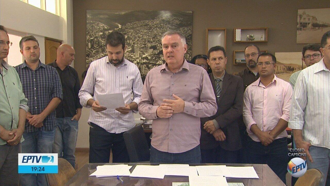 Em crise financeira, Prefeitura de Poços de Caldas (MG) decreta estado de emergência