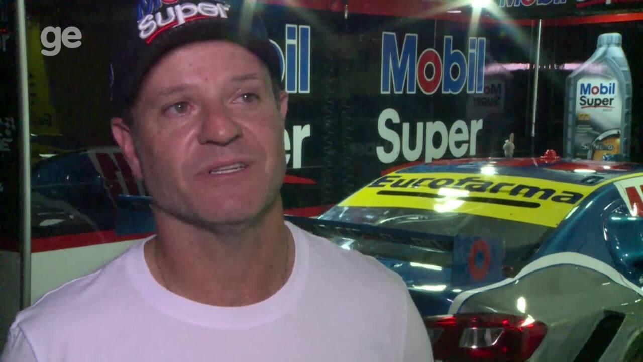 Vencedor da última etapa em Goiânia, Barrichello fala da expectativa para corrida de domingo