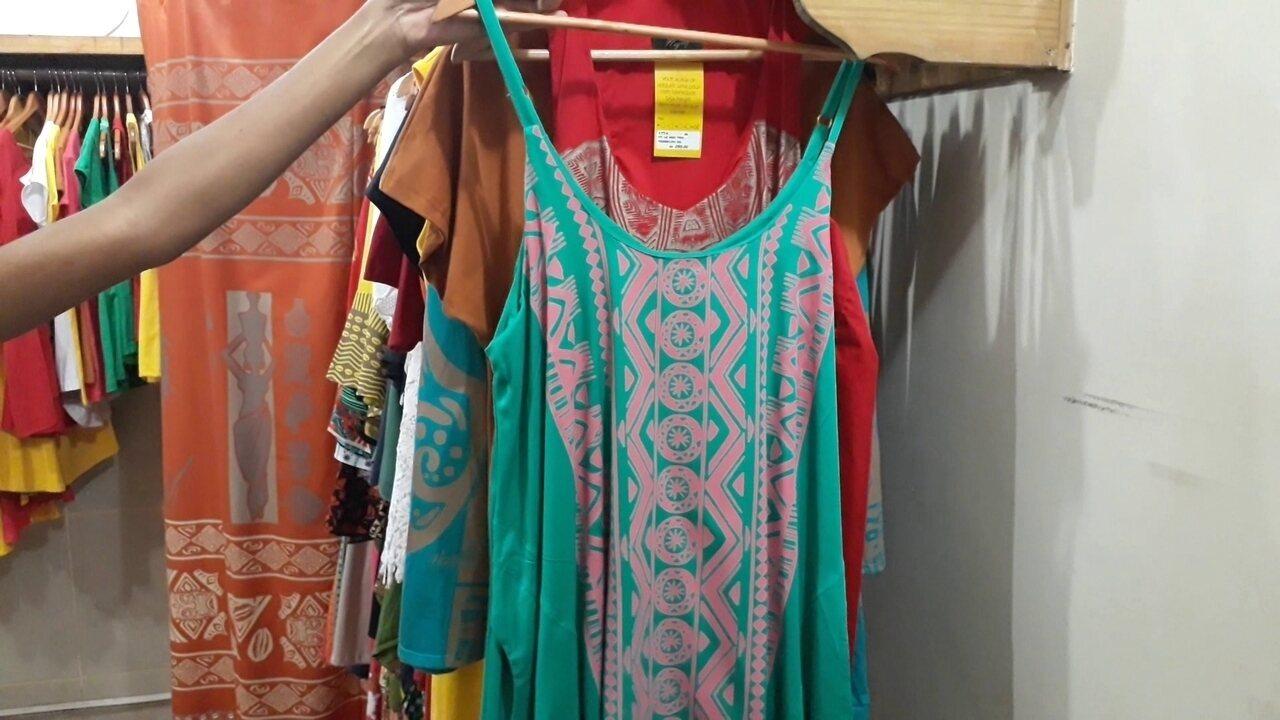 Empresária aposta em loja de roupas com estampas da Bahia   Pequenas ... 51b250bfa6
