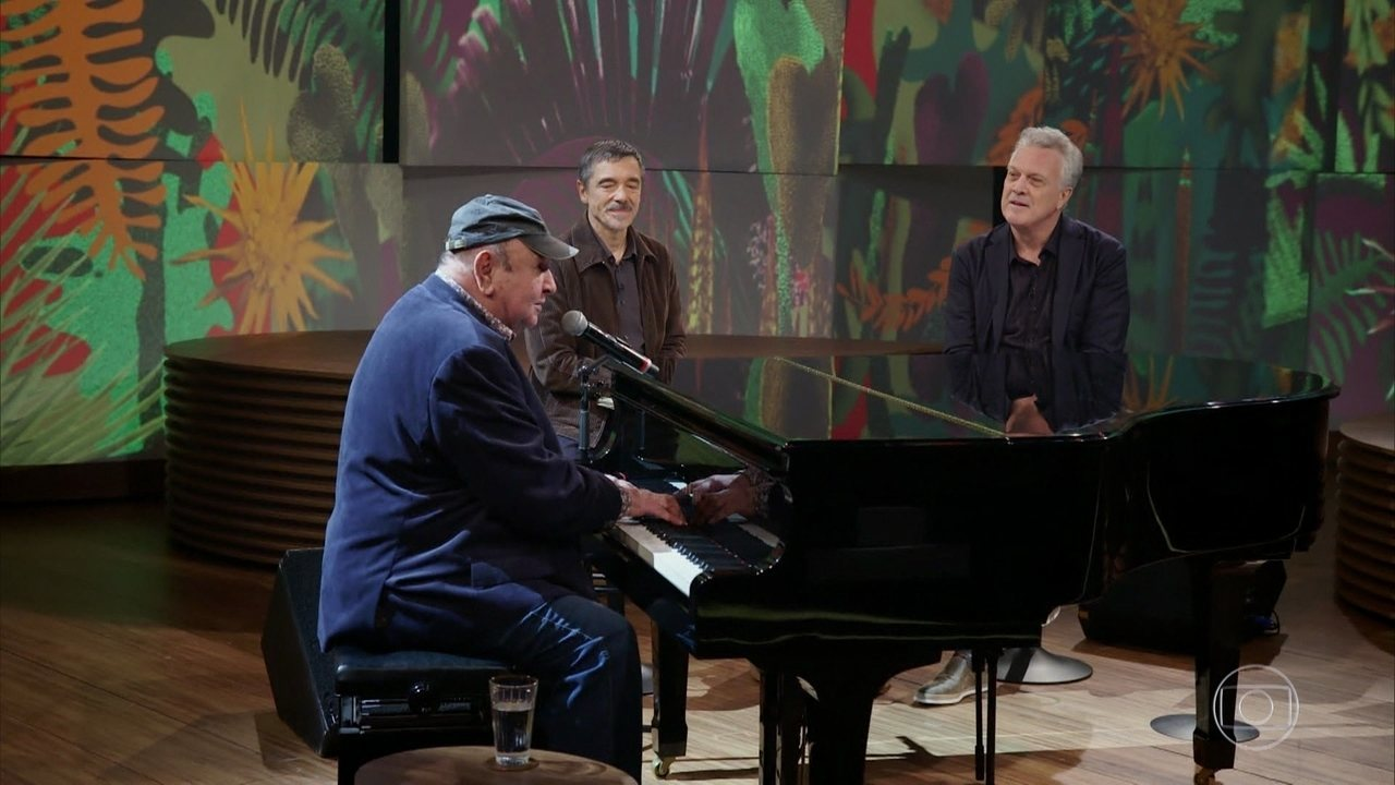 João Donato apresenta a música Minha Saudade