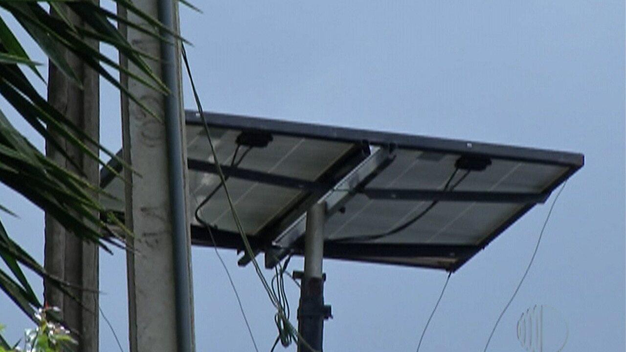 Moradores e empresas do Alto Tietê investem em sistemas de energia solar