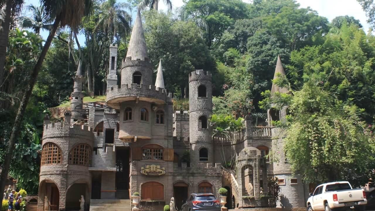Conheça os castelos do Paraná com o Estúdio C deste sábado (3) (parte 1)