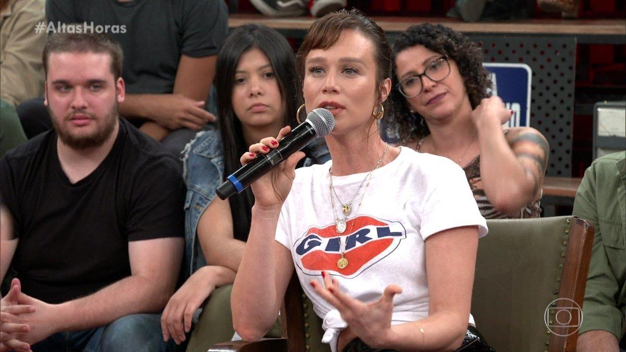"""Mariana Ximenes fala sobre o trabalho em """"O Grande Circo Místico"""""""