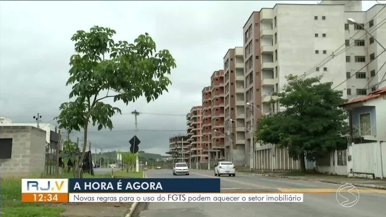 Setor imobiliário vê com bons olhos uso do FGTS para imóveis de alto padrão