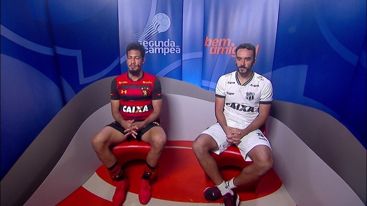 Hernane e Tiago Alves participam da Segunda Campeã
