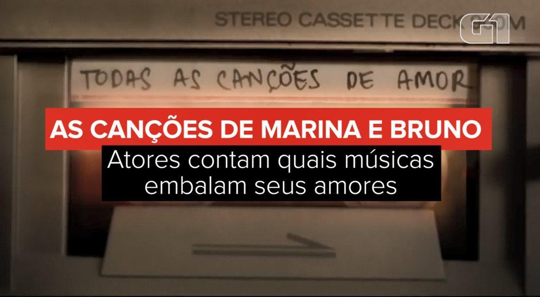 Marina Ruy Barbosa e Bruno Gagliasso  ensaiam  par de novela em ... 1b2058cc571b9