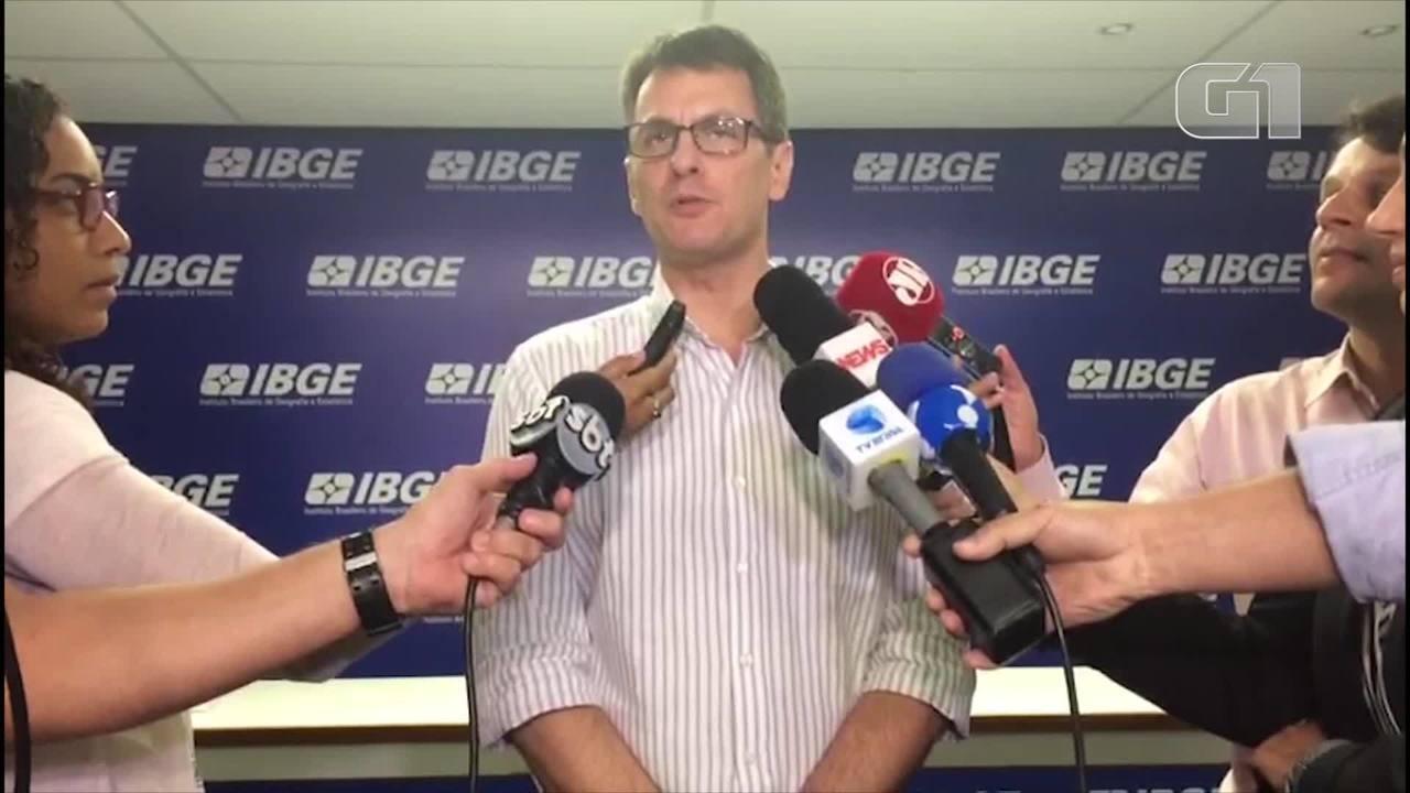 Inflação oficial fica em 0,45% em outubro, aponta IBGE