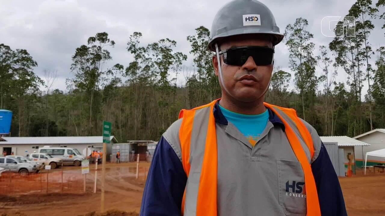 Atingidos por tragédia da Samarco precisam se reinventar para arrumar trabalho