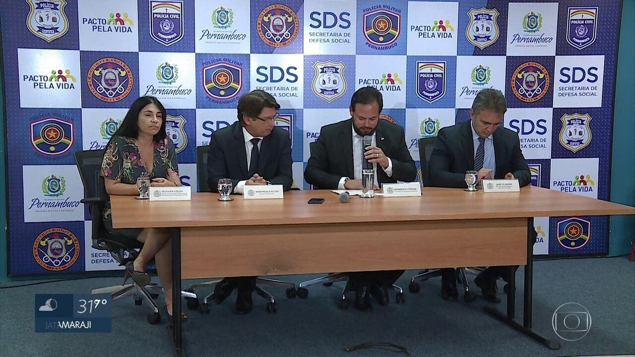 SDS divulga estrutura de departamento que substitui delegacia de combate à corrupção em PE