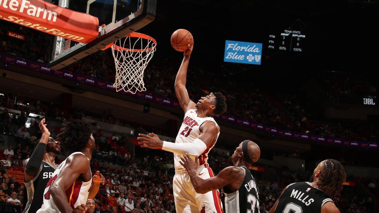 Melhores momentos: Spurs 88 x 95 Heat, pela NBA