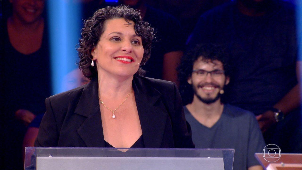 Alice Alves participa do 'Quem Quer Ser Um Milionário'