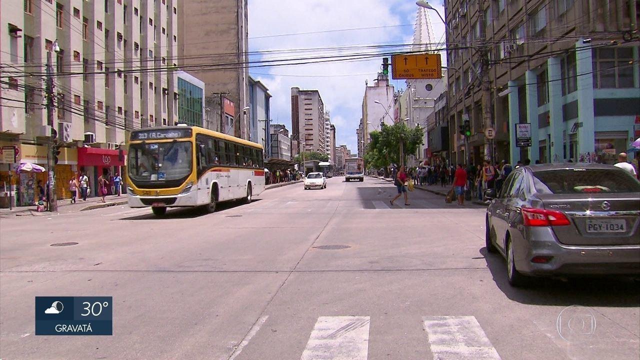 Avenida Conde da Boa Vista passará por reformas em 2019