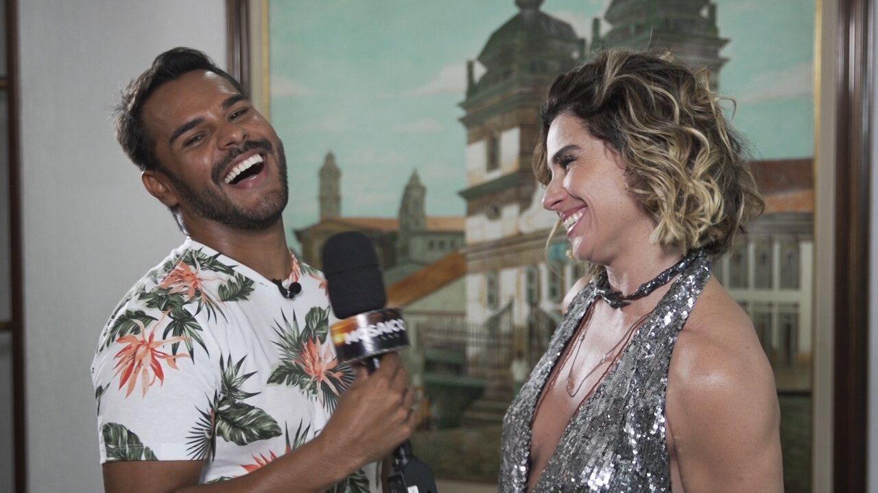 Segundo Sol (parte 1): papo com Gio Antonelli, Letícia Colin, Arlete Salles e Zé de Abreu