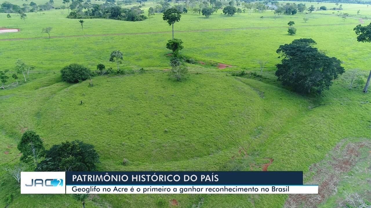Conjunto de geoglifos do Acre é reconhecido como patrimônio histórico nacional