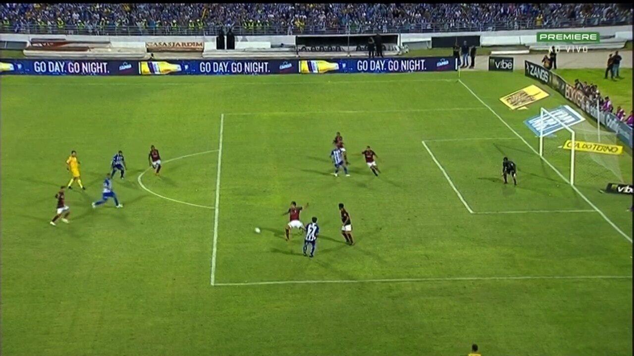 Os melhores momentos de CSA 0x0 Atlético-GO pela Série B