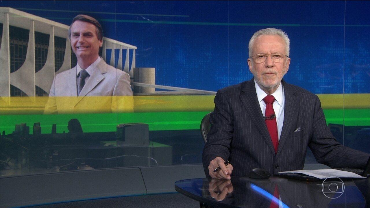 Jair Bolsonaro cancela visita ao Congresso prevista para a próxima terça (13)