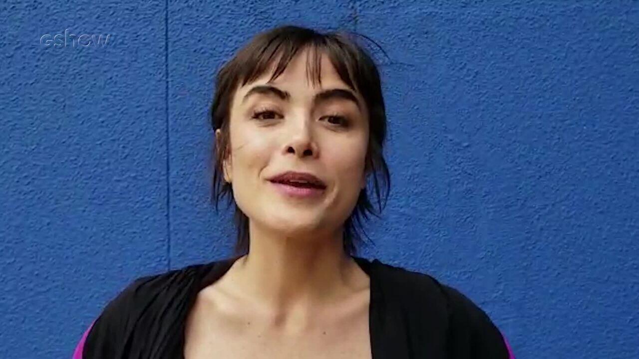 Maria Casadevall fala sobre suas mudanças de visual por conta dos diferentes personagens