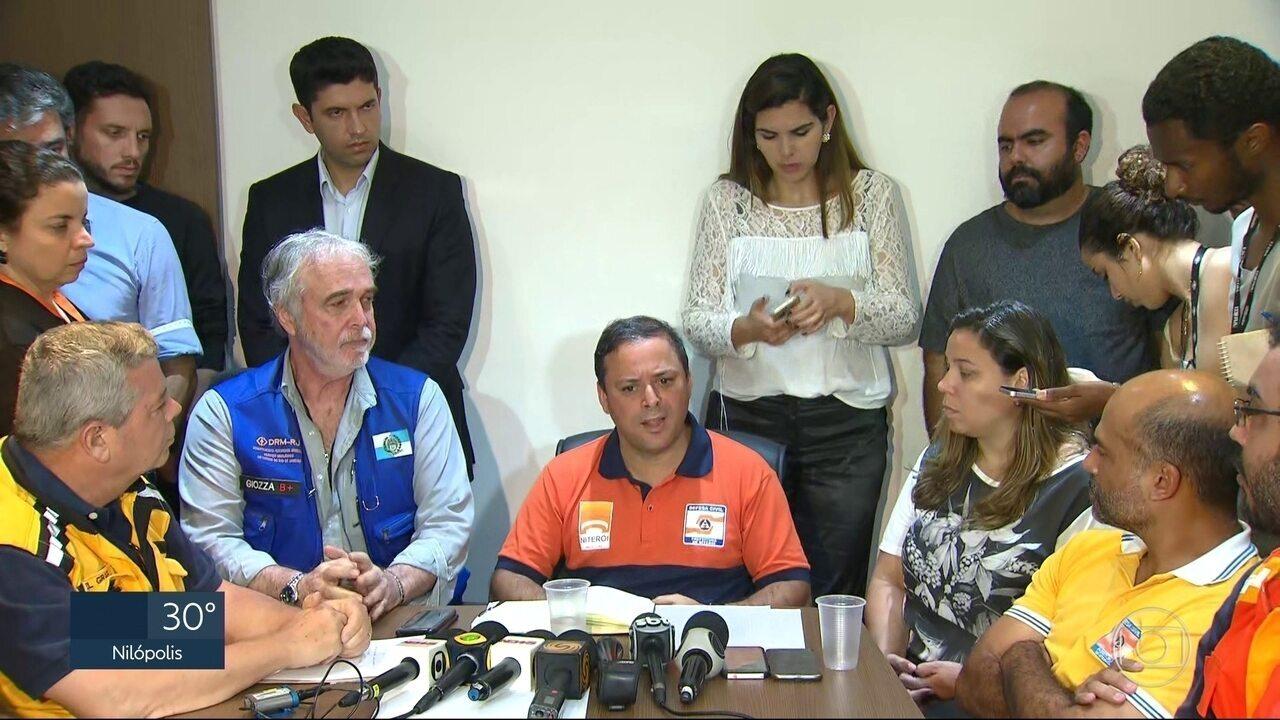 Prefeitura admite que Boa Esperança não estava em mapeamento de risco de 2012
