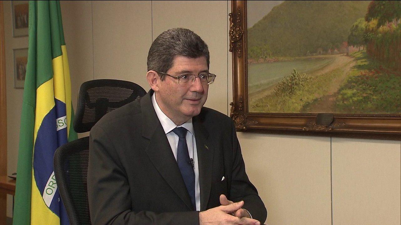 Equipe do governo Bolsonaro anuncia que Joaquim Levy vai comandar o BNDES