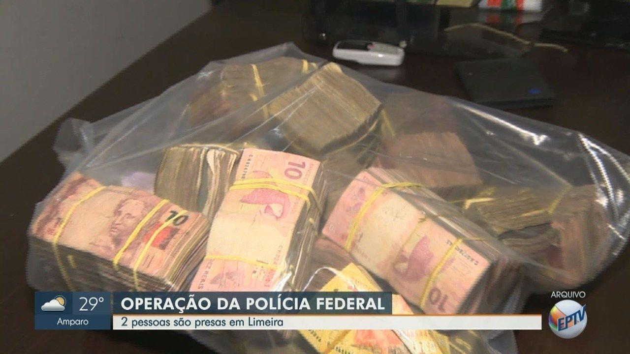 Operação Granel prende dois suspeitos de tráfico de drogas e crime organizado em Limeira