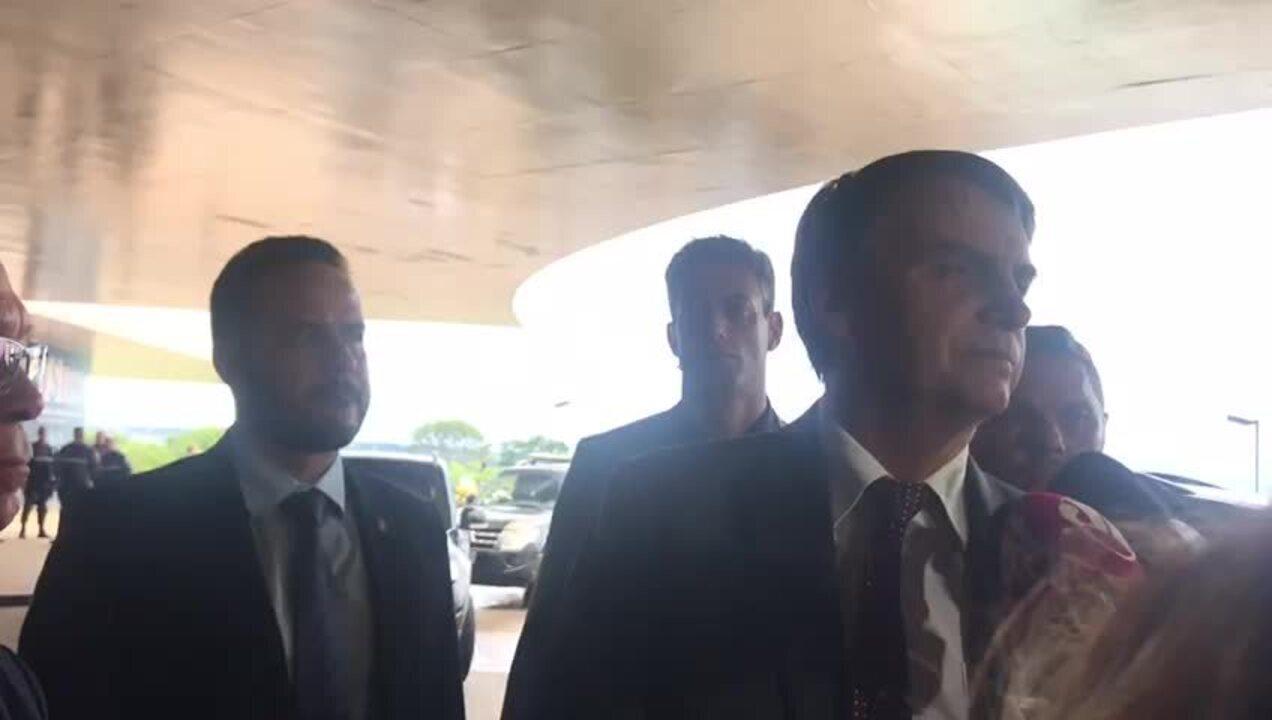 Bolsonaro disse que deve manter a gestão do ensino superior no Ministério da Educação