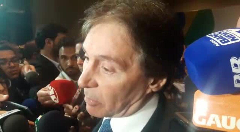 Eunício diz que Paulo Guedes aceitou dividir cessão onerosa com estados e municípios