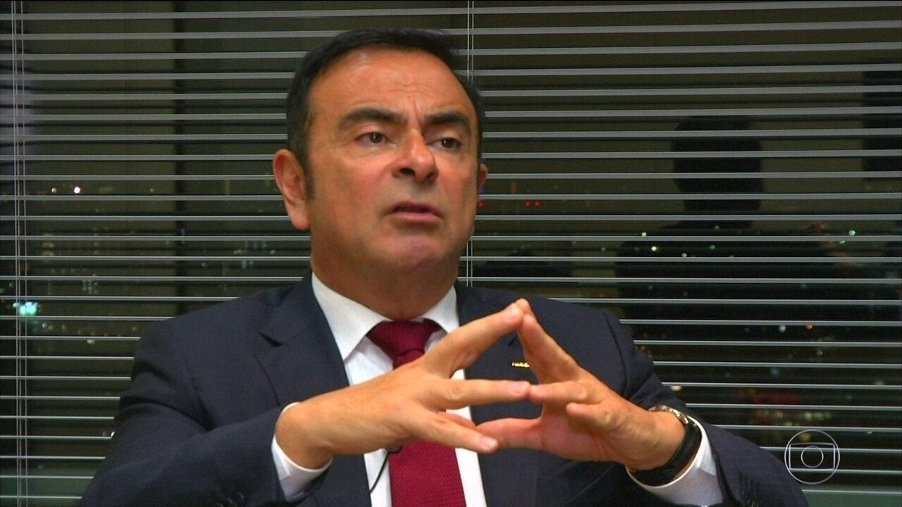 Conselho de Administração da Nissan afasta executivo brasileiro preso por sonegação fiscal