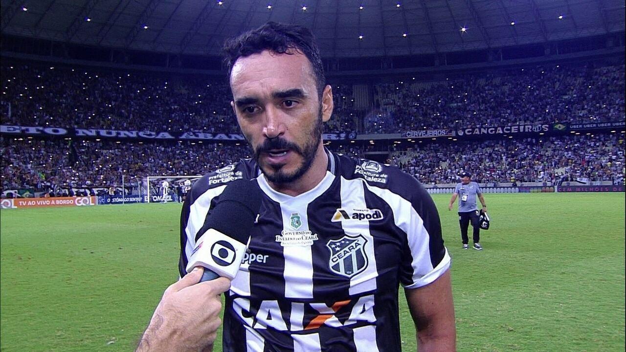 Tiago Alves analisa vitórias do Ceará: