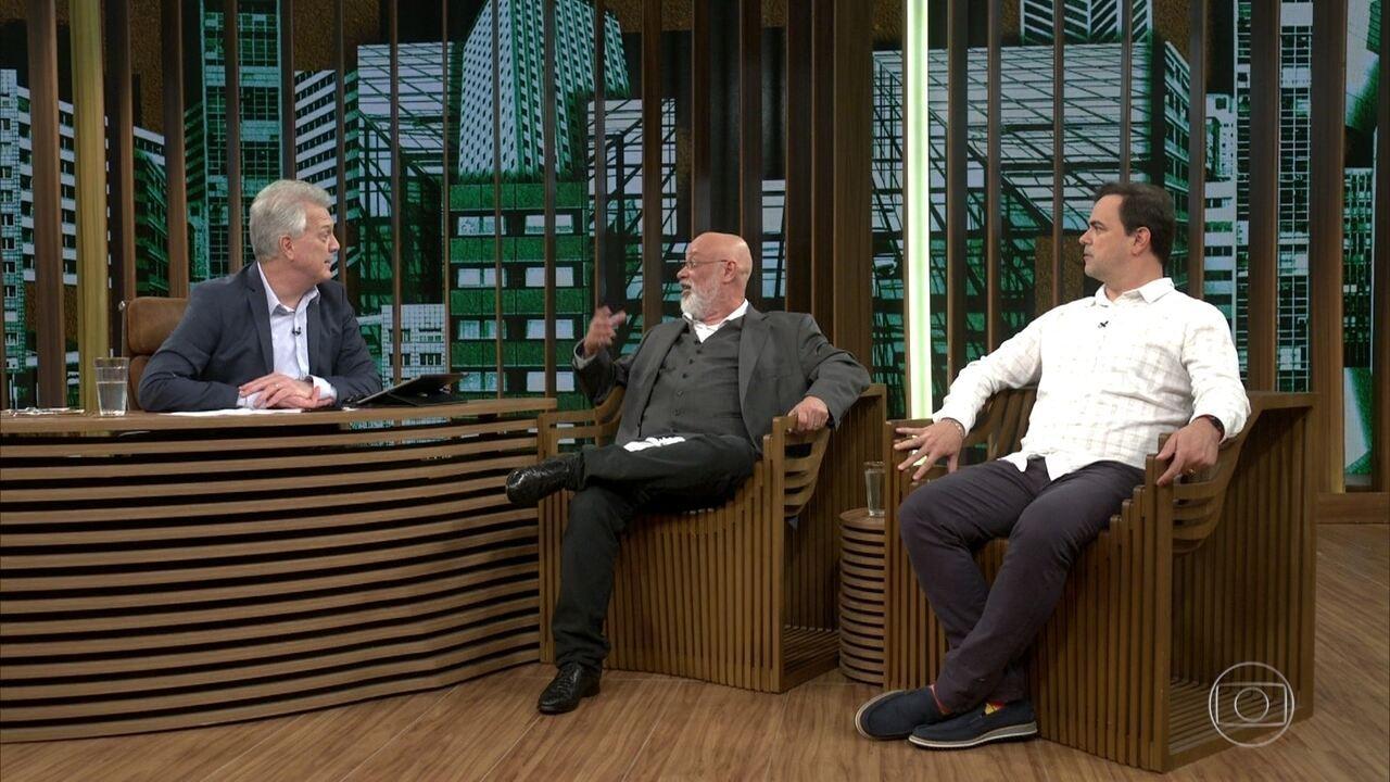 Carioca diz que a TV brasileira precisa investir no humor político