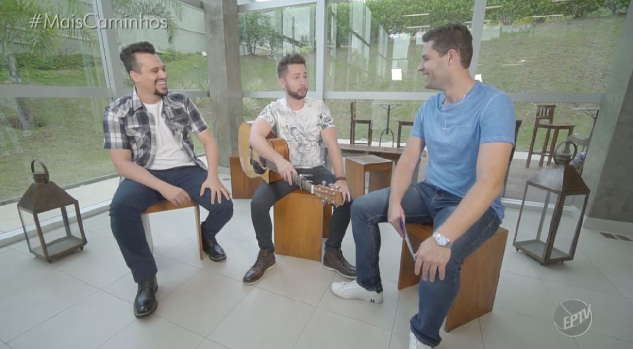 BLOCO 3 - História de gratidão Pedro Leonardo/ Musical Marcio e Gustavo