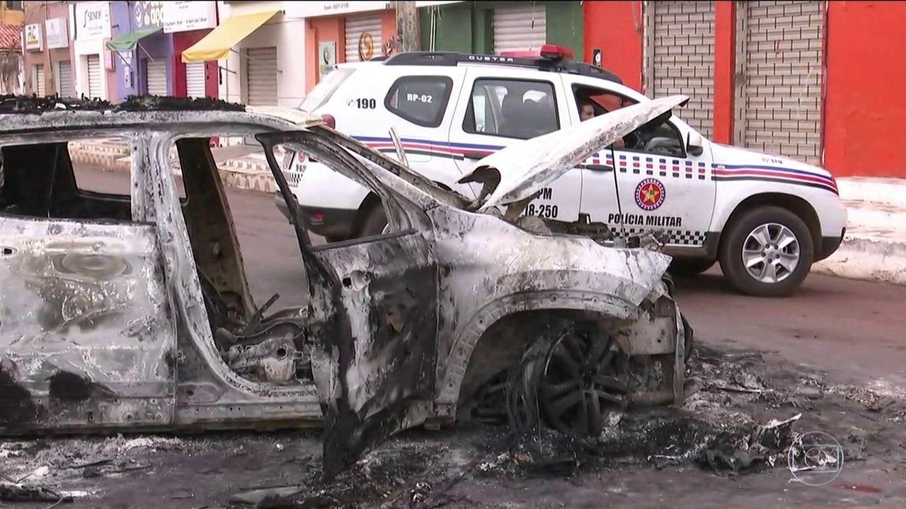 Dezenas de bandidos provocam terror em cidade no interior do Maranhão
