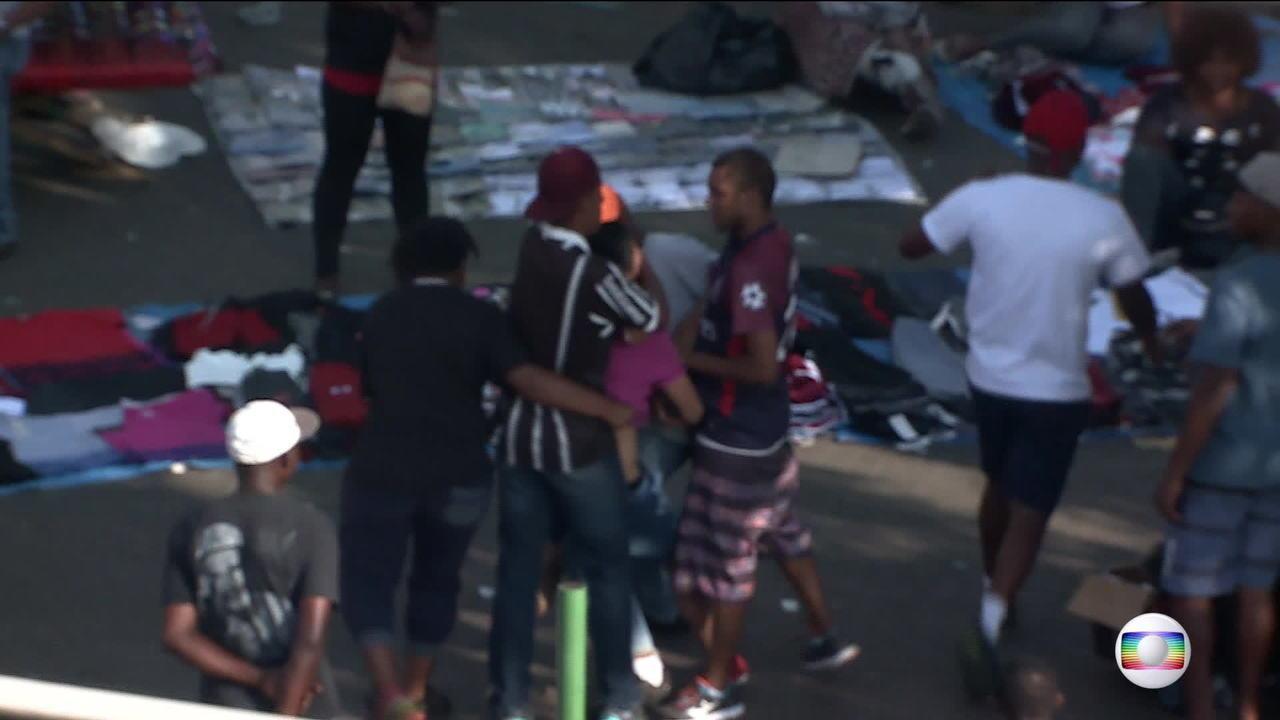 Ladrões atacam consumidores nas ruas do Brás