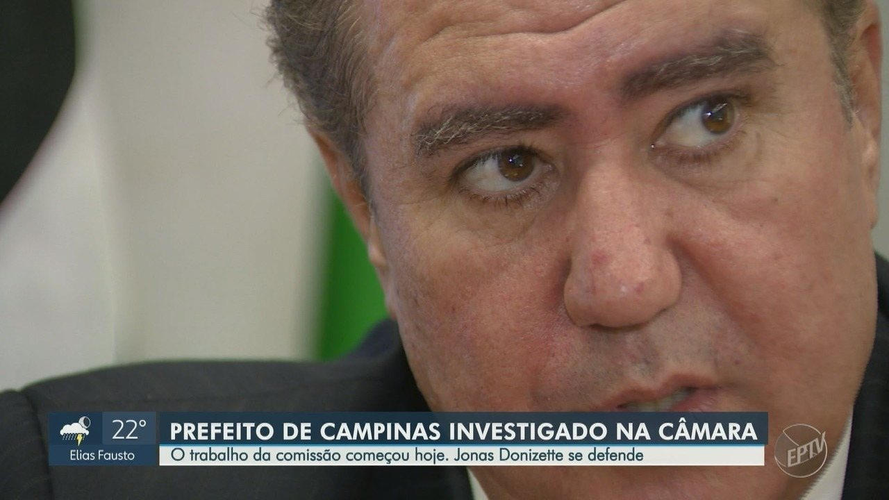 Comissão processante começa a investigar a participação de Jonas Donizette em operação