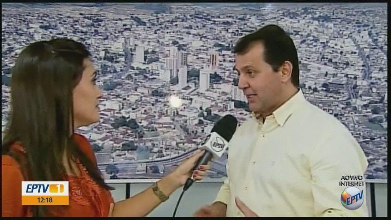 Prefeito de Passos comenta impacto da crise econômica dos municípios nos serviços públicos