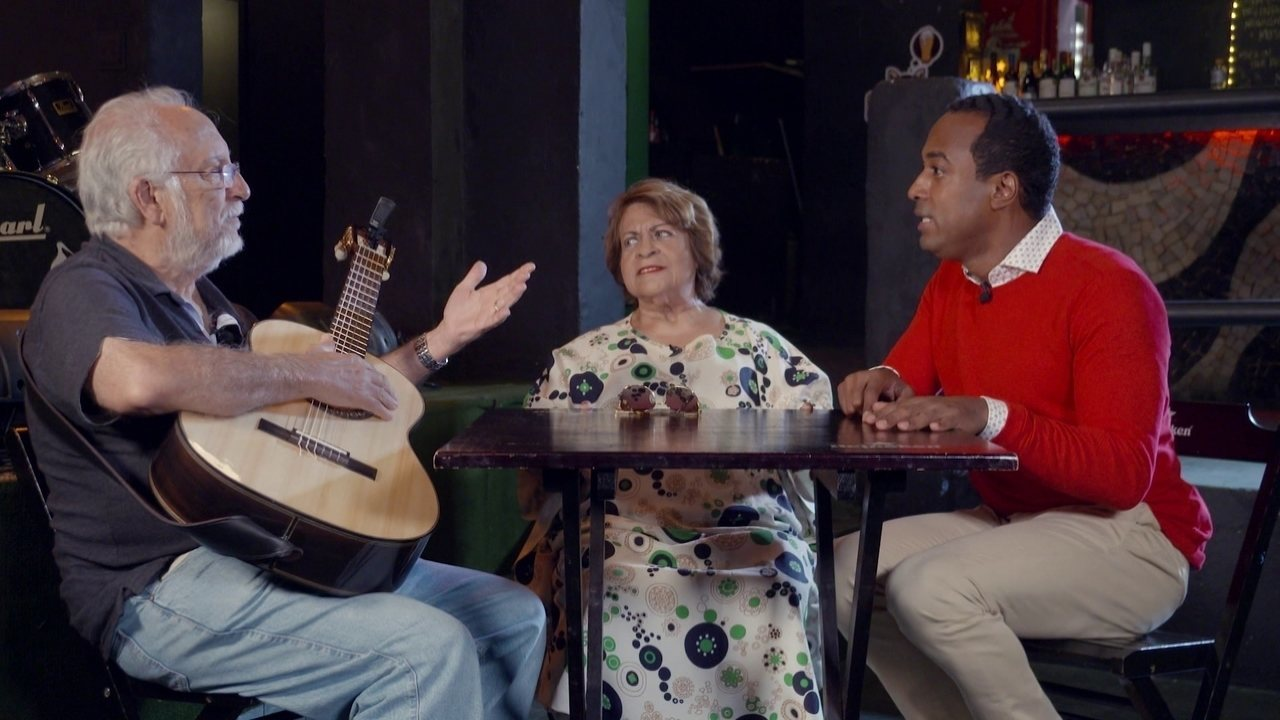 Hoje é dia de Bossa-nova: um banquinho, um violão