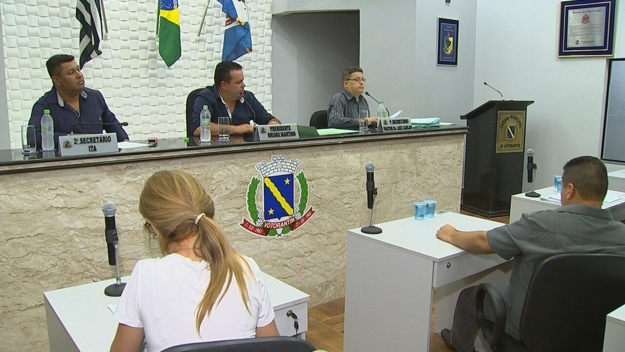 Projeto que prevê reforma administrativa na Prefeitura de Votorantim deixa de ser votado