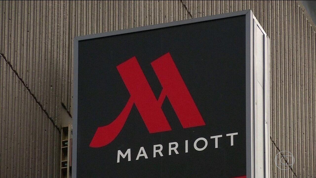 Hackers invadem banco de dados de reservas de rede de hotéis