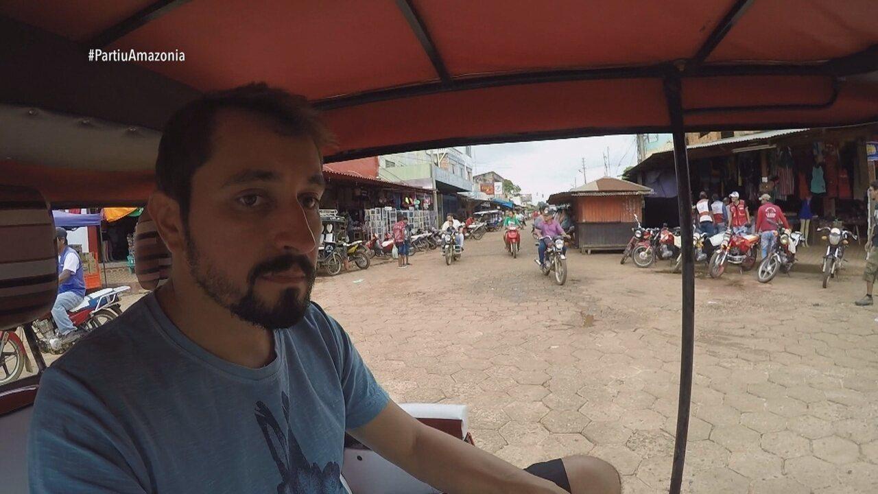 Parte 2: E ainda dá um pulinho na cidade boliviana de Guayaramerin
